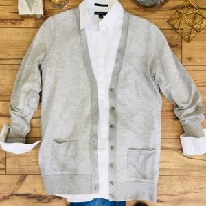 Loft Lightweight Long Cardigan